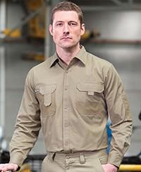 6CSL JB's Canvas Long Sleeve Shirt