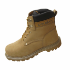 GW 207 Wheat Nubuck Leather - Good Year Welt Lace Up Boot