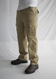 ICP Cotton Drill Cargo Pant