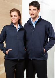 J3825 Biz Tech Soft Shell Jacket Ladies