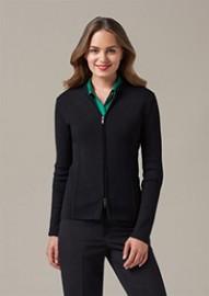LC3505 Ladies 2-Way Zip Cardigan