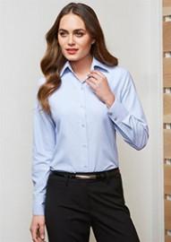 S29520 Ladies Ambassador Long Sleeve Shirt