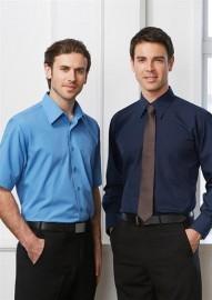 SH714 Mens Metro Shirt - Long Sleeve