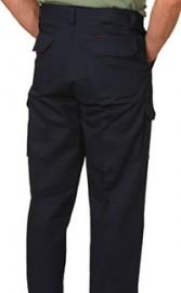 WP08  Men's Heavy Cotton Pre-shrunk Drill Pants Stout Size