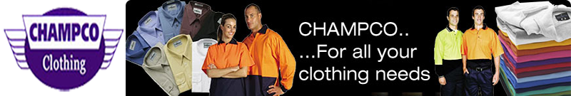 Active Wear - Champco Clothing